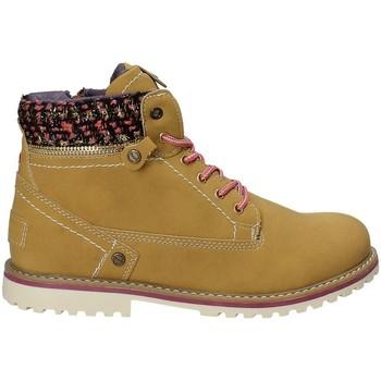 Παπούτσια Παιδί Μπότες Wrangler WG17230 Κίτρινος