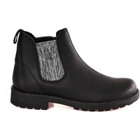 Παπούτσια Παιδί Μπότες Grunland PO1384 Μαύρος