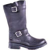 Παπούτσια Κορίτσι Μπότες για την πόλη Melania ME6027F8I.A Μαύρος