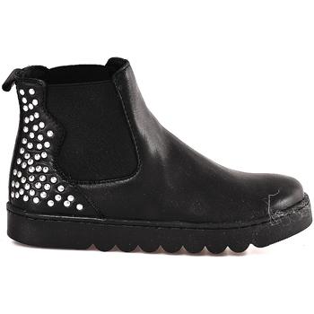 Παπούτσια Παιδί Μπότες Holalà HL0001L0002J Μαύρος
