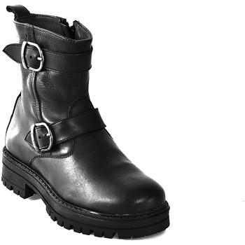 Παπούτσια Παιδί Μπότες Asso 67961 Μαύρος