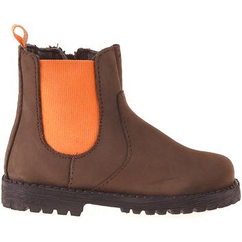 Παπούτσια Παιδί Μπότες Grunland PP0375 καφέ