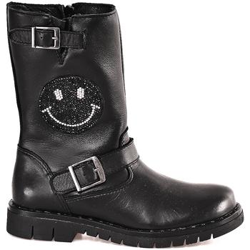 Παπούτσια Γυναίκα Μποτίνια Holalà HL0009L0002J Μαύρος