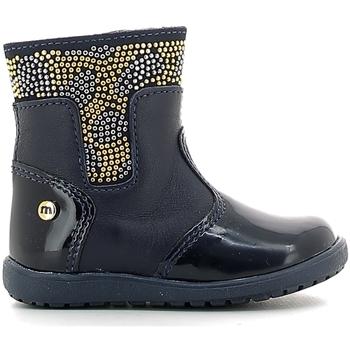 Παπούτσια Παιδί Μπότες βροχής Melania ME1127B6I.B Μπλε