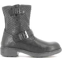 Παπούτσια Παιδί Μπότες Nero Giardini A632010F Μαύρος