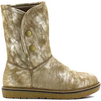 Παπούτσια Κορίτσι Μπότες για την πόλη Lumberjack SG20901-002 S20 καφέ