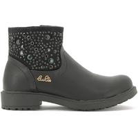 Παπούτσια Παιδί Μπότες Lulu LL110015S Μαύρος