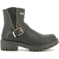 Παπούτσια Παιδί Μπότες Lulu LL120008S Μαύρος