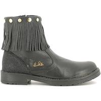 Παπούτσια Παιδί Μπότες Lulu LL100020L Μαύρος