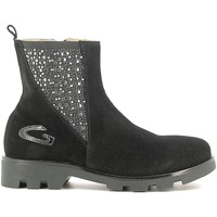 Παπούτσια Παιδί Μπότες Alberto Guardiani GK22804G Μαύρος