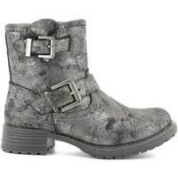 Παπούτσια Παιδί Μπότες Wrangler WG16205B Γκρί