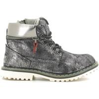 Παπούτσια Παιδί Μπότες Wrangler WG16201B Ασήμι