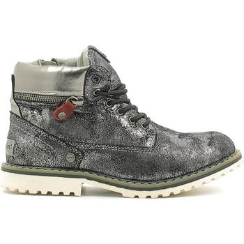 Παπούτσια Παιδί Μπότες Wrangler WG16201K Ασήμι