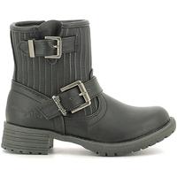 Παπούτσια Παιδί Μπότες Wrangler WG16205B Μαύρος