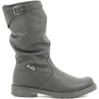 Παπούτσια Παιδί Μπότες για την πόλη Lulu LL1000017L Μαύρος