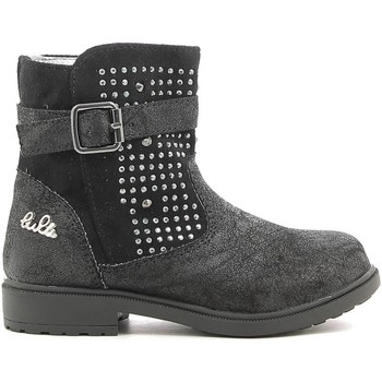 Παπούτσια Παιδί Μπότες Lulu LL140006S Μαύρος