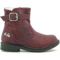 Παπούτσια Παιδί Μπότες Lulu LL140006S το κόκκινο