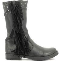 Παπούτσια Παιδί Μπότες Holalà HL120011L Μαύρος