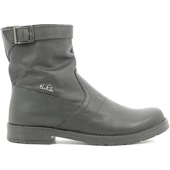 Παπούτσια Παιδί Μπότες Lulu LL1000019L Μαύρος