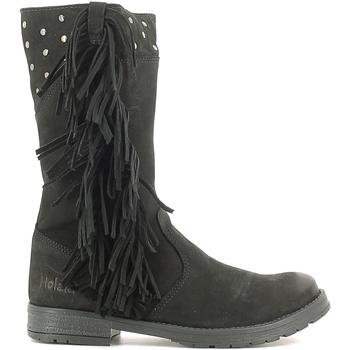 Παπούτσια Παιδί Μπότες Holalà HL120012L Μαύρος