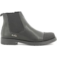 Παπούτσια Παιδί Μπότες Lulu LL100022L Μαύρος
