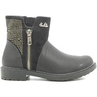 Παπούτσια Παιδί Μπότες Lulu LL110016S Μαύρος