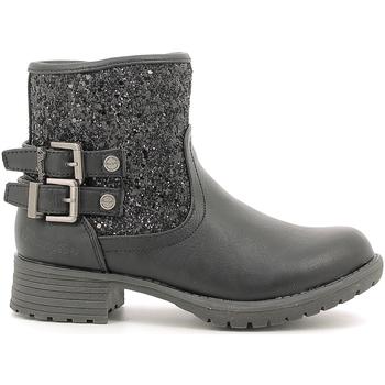 Παπούτσια Παιδί Μπότες Wrangler WG16207B Μαύρος