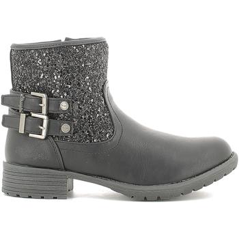 Παπούτσια Παιδί Μπότες Wrangler WG16207K Μαύρος