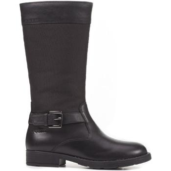Παπούτσια Παιδί Μπότες για την πόλη Geox J64A2A 043FU Μαύρος