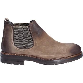 Παπούτσια Άνδρας Μπότες Exton 695 καφέ