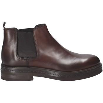 Παπούτσια Άνδρας Μπότες Rogers 456_2 καφέ
