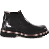 Παπούτσια Άνδρας Μπότες Soldini 20358 D Μαύρος