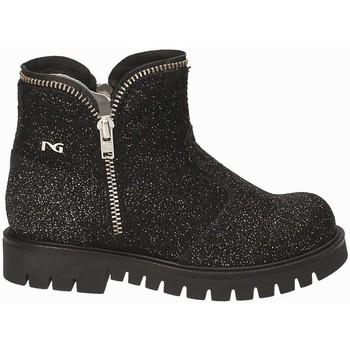 Παπούτσια Παιδί Μπότες NeroGiardini A722791F Μαύρος