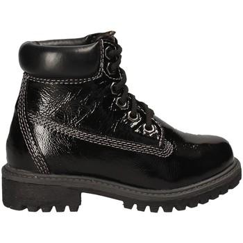Παπούτσια Παιδί Μπότες Grunland PO587 Μαύρος