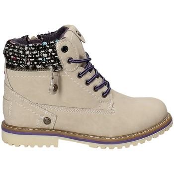 Παπούτσια Παιδί Μπότες Wrangler WG17230 Μπεζ