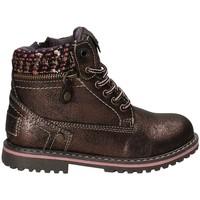 Παπούτσια Παιδί Μπότες Wrangler WG17230 καφέ