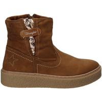 Παπούτσια Παιδί Μπότες Wrangler WG17235 καφέ