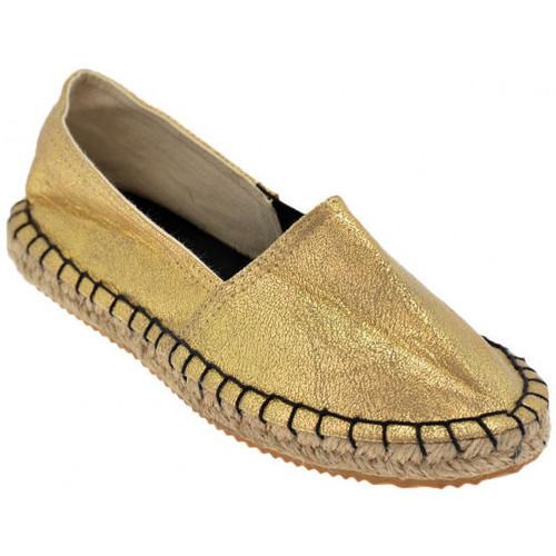 Παπούτσια Γυναίκα Εσπαντρίγια Only  Gold