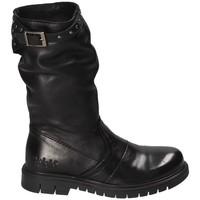 Παπούτσια Παιδί Μπότες Holalà HL140019L Μαύρος