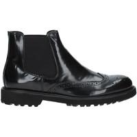 Παπούτσια Άνδρας Μπότες Exton 498 Μαύρος