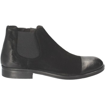 Παπούτσια Άνδρας Μπότες Exton 5357 Μαύρος