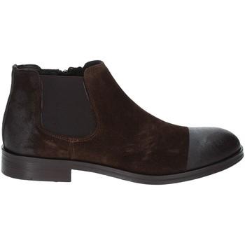 Παπούτσια Άνδρας Μπότες Exton 5357 καφέ