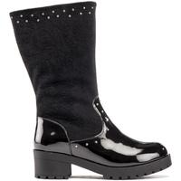 Παπούτσια Παιδί Μπότες Lumberjack SG32007 002 U93 Μαύρος