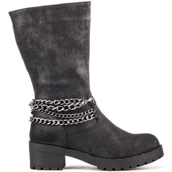 Παπούτσια Παιδί Μπότες Lumberjack SG32007 004 S01 Μαύρος