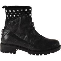 Παπούτσια Παιδί Μπότες Grunland PO1068 Μαύρος