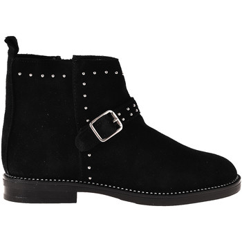 Παπούτσια Παιδί Μπότες Grunland PO1427 Μαύρος