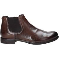 Παπούτσια Άνδρας Μπότες Exton 3117 καφέ
