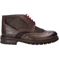 Παπούτσια Άνδρας Μπότες Exton 63 καφέ