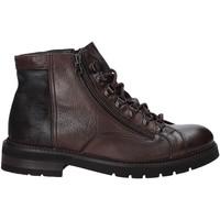 Παπούτσια Άνδρας Μπότες Exton 28 καφέ
