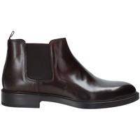 Παπούτσια Άνδρας Μπότες Rogers 1104_4 καφέ